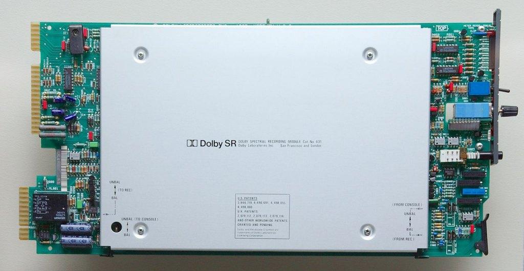 Dolby SR