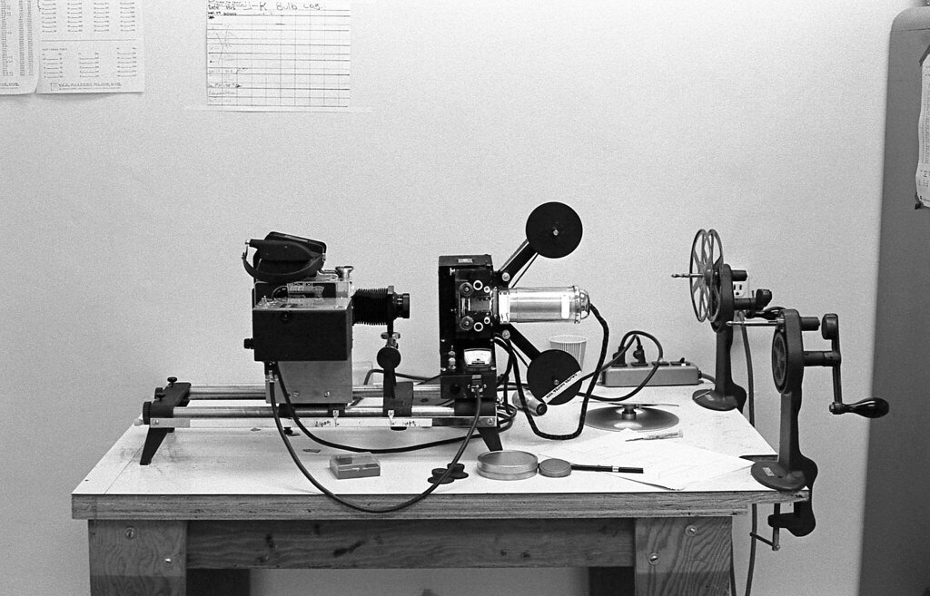 An SFAI Optical Printer