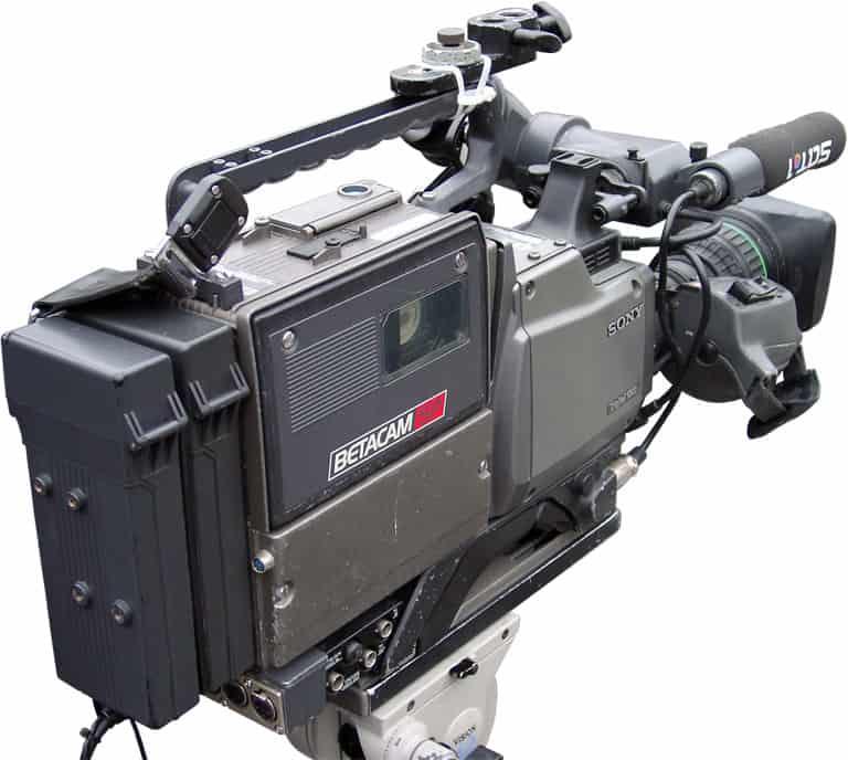 Betacam Sp Camcorder 01 Kmj