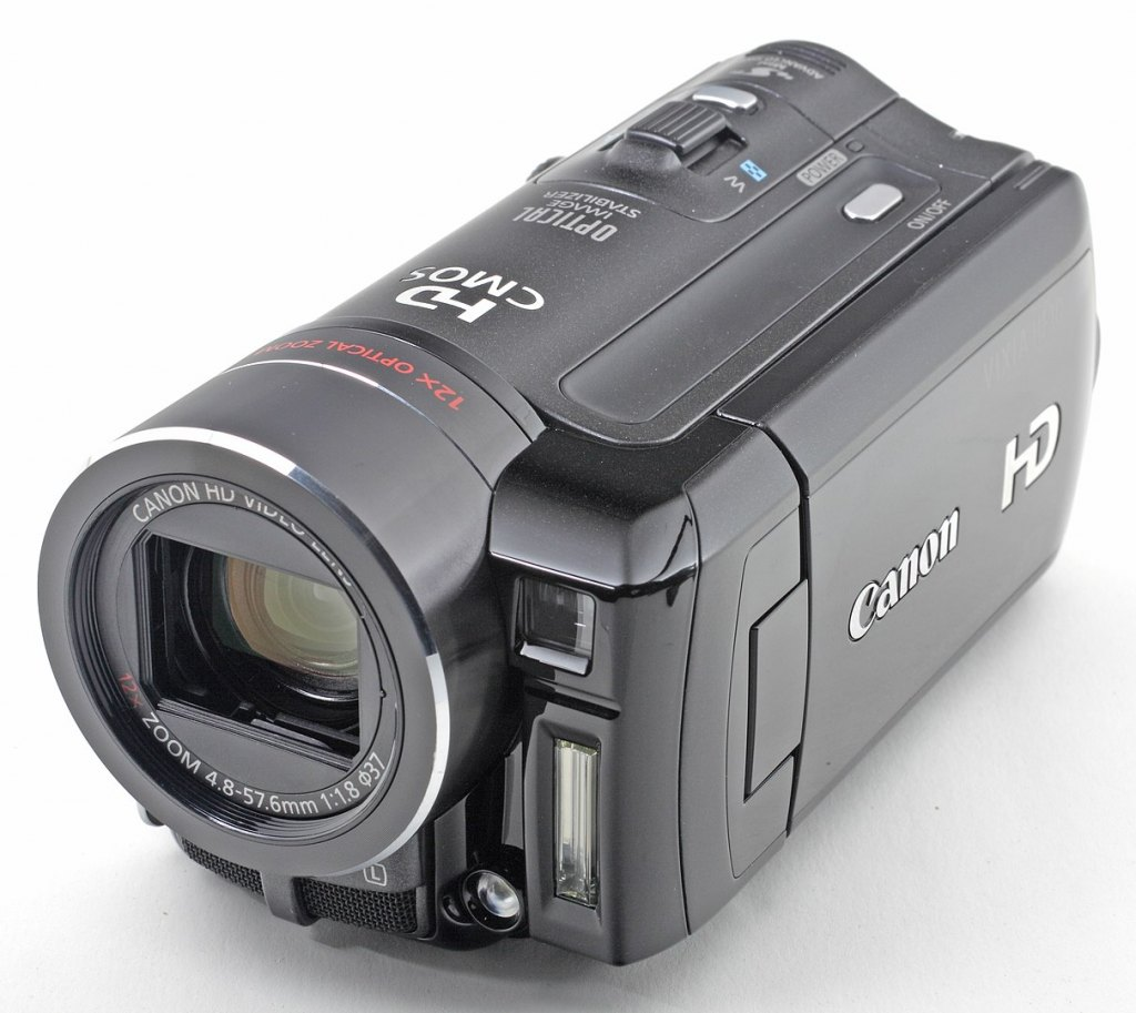 1211px Canon Hf10 Front