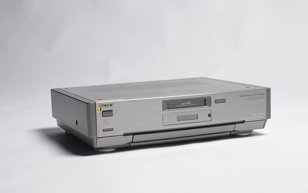 Sony video Hi-8 recorder