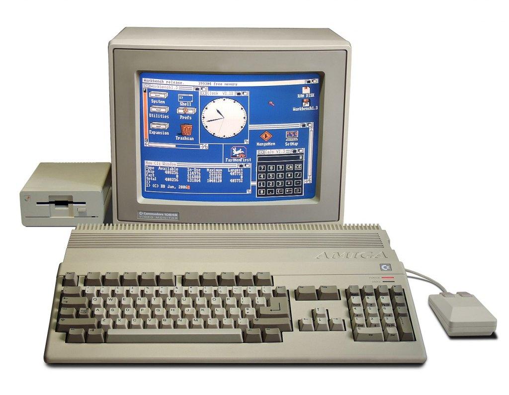 1391px Amiga500 System