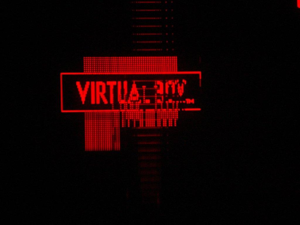 1440px Virtual Boy Glitch In Right Eyepiece