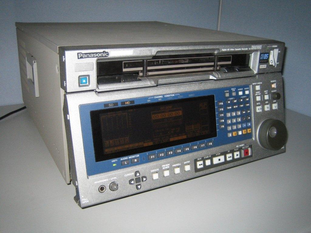 1440px Panasonic Aj Hd3700h