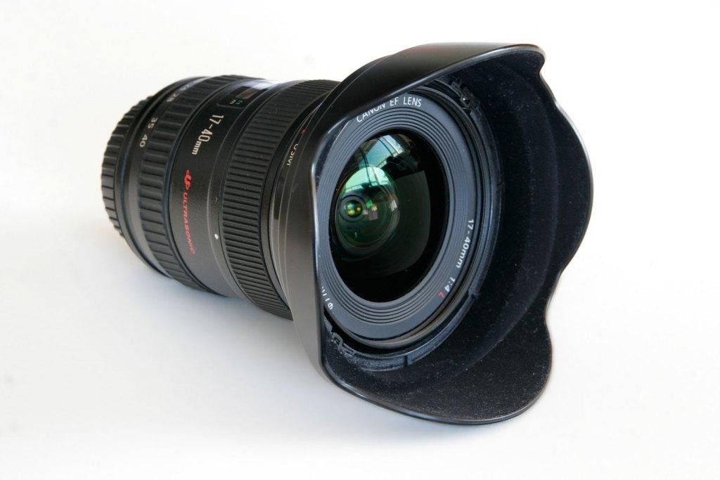 Canon 17 40 F4 L Lens