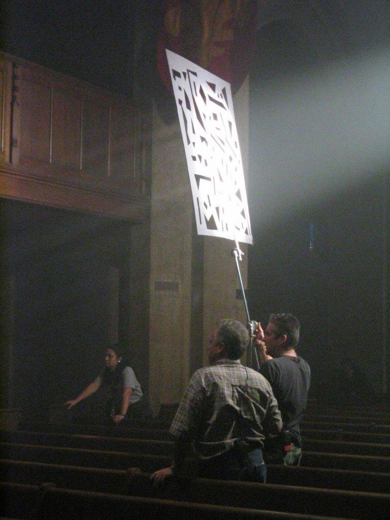 Nationaltreasurefilming