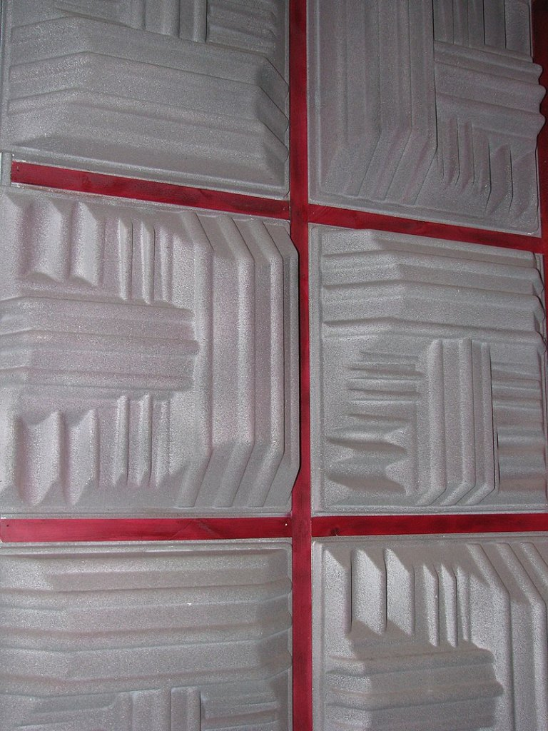 810px Absorbing Panels, Downtown Recording