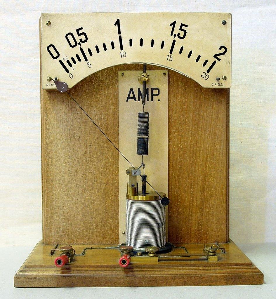997px Amperemeter Hg