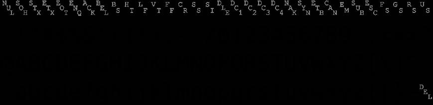 Ascii Infobox