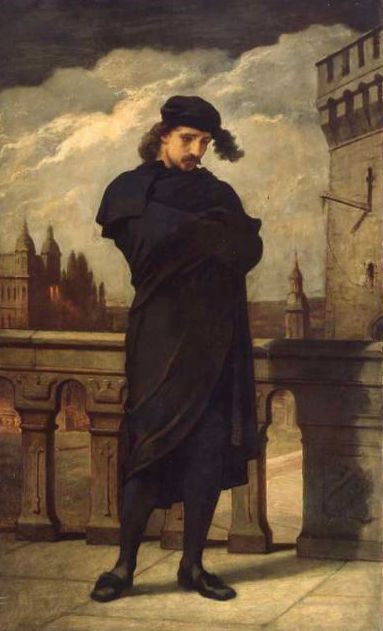 Hamlet William Morris Hunt