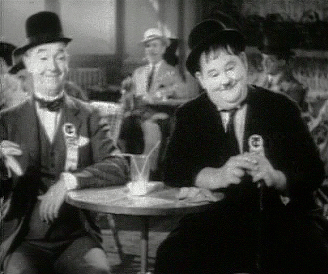 Laurel & Hardy In Flying Deuces 1 Edited