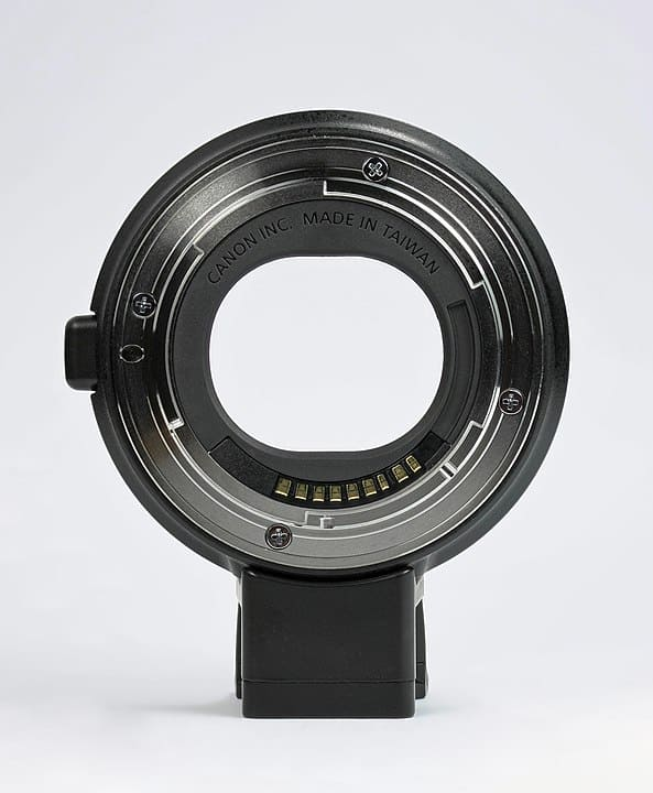 Canon Lens Mount Adapter Ef Eos M