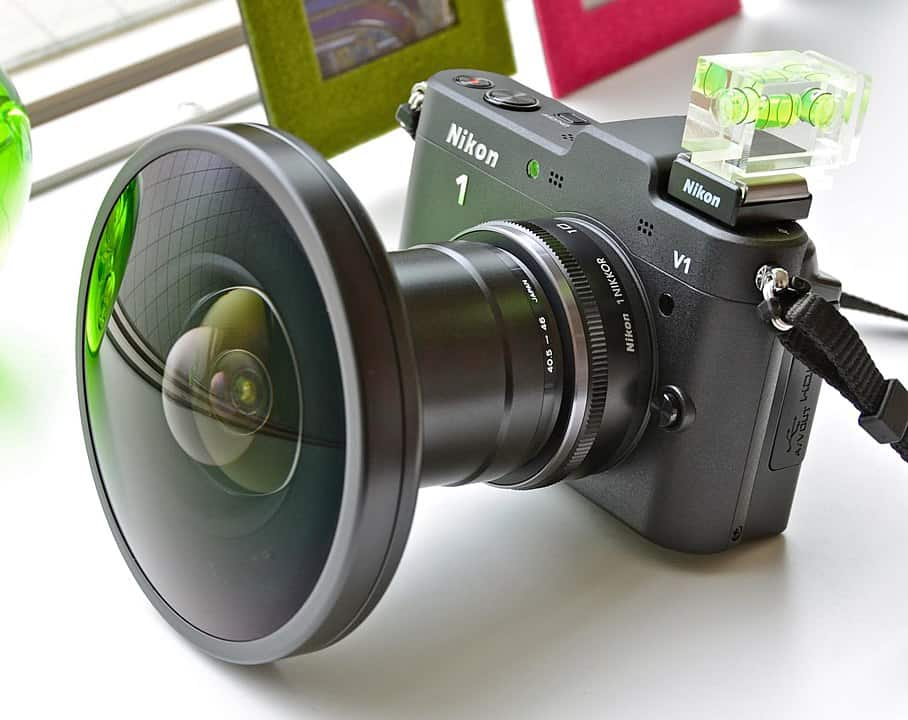 908px Nikon 1 V1 + Fisheye Fc E9 01