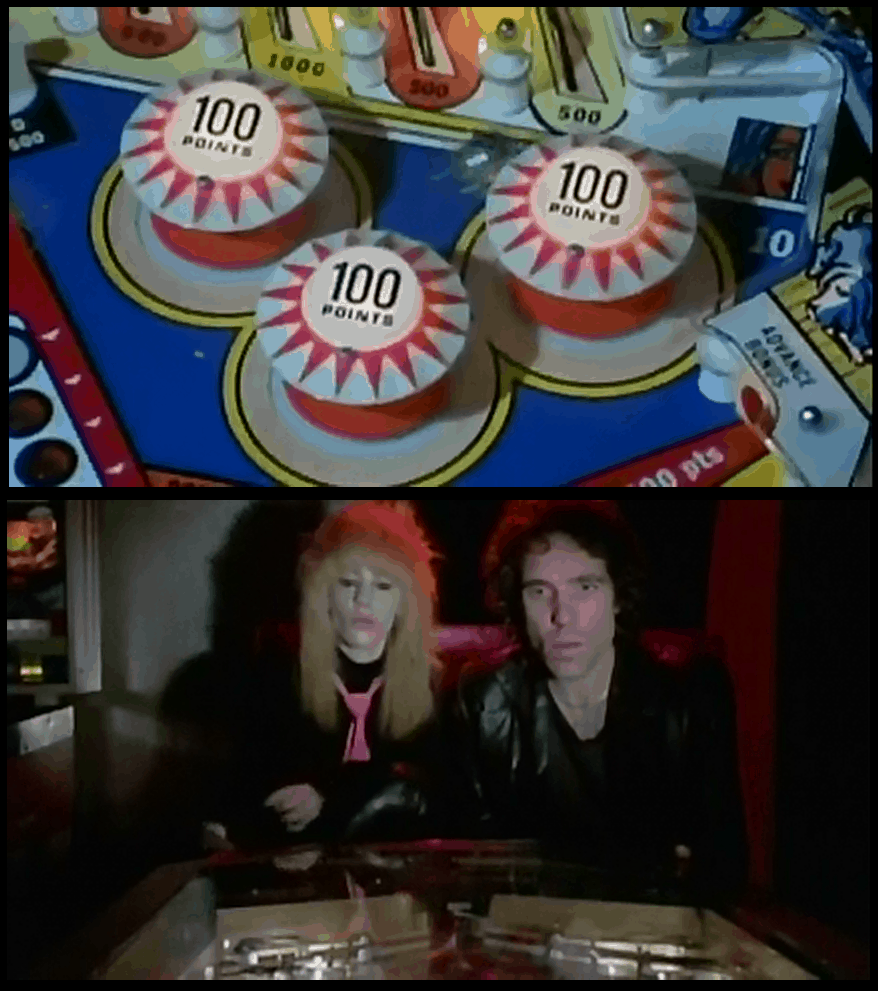 The Driller Killer Pinball Scene Shot To Shot